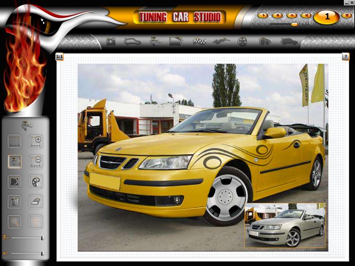 Tuning car studio personalize seu carro